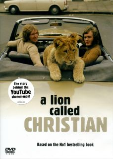 Bink Films - A Lion Called Christian (2009) DVD cover